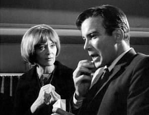 The Twilight Zone actress Christine White
