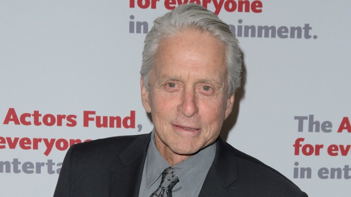 After seven long years, Michael Douglas'
