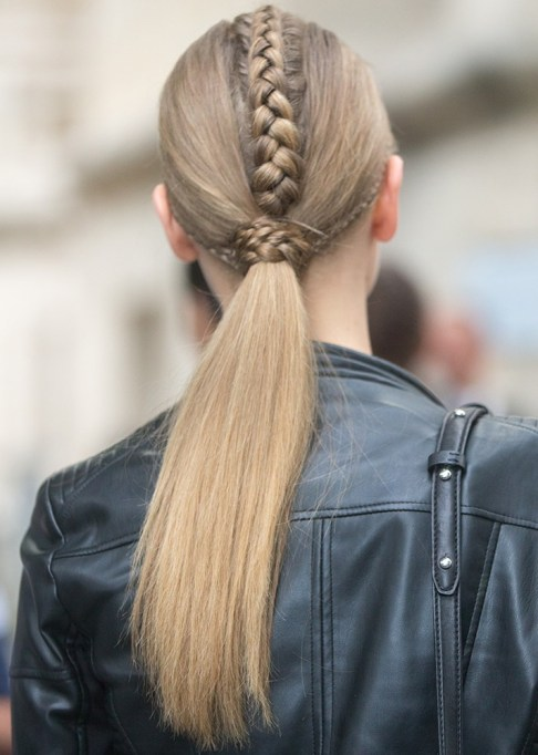 So-Pretty Ponytails to Try This Summer: | Summer Style 2017