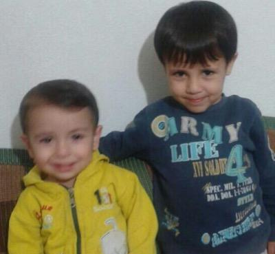 Family of Syrian toddler who died