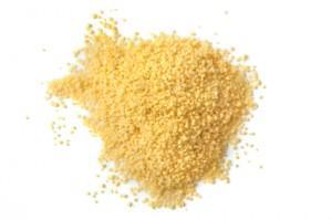 Cinnamon Apple Couscous