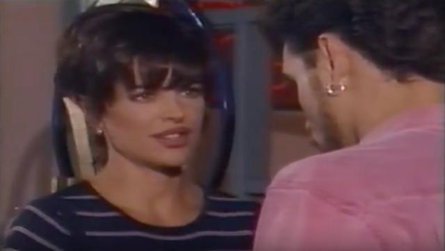Lisa Rinna Through the Years: Billie & Bo