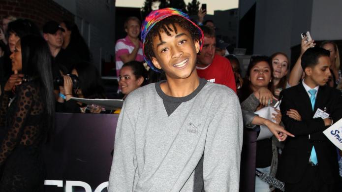 Cody who? Jaden Smith is really