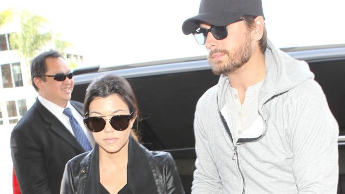 Kourtney Kardashian, Scott Disick robbed of