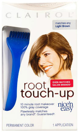 Clairol root touchup