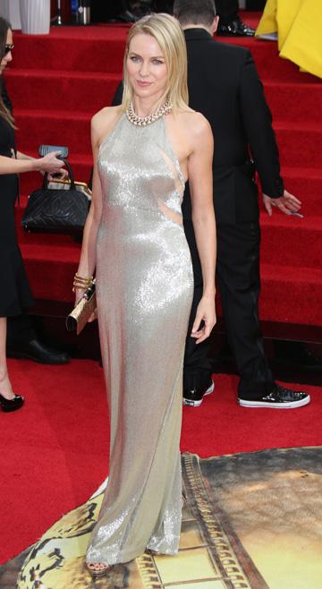Naomi Watts at the 2014 Golden Globes