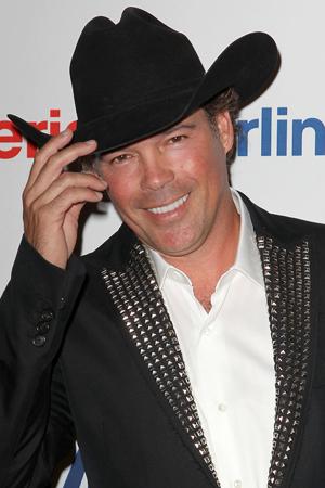 Clay Walker at the 2012 CMA Awards
