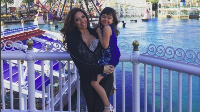 Farrah Abraham's physical assault caught on