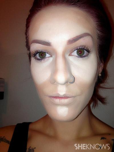 Clear skin step 4