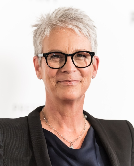 Celebrities Who are Honest About Aging: Jamie Lee Curtis, 58 years old