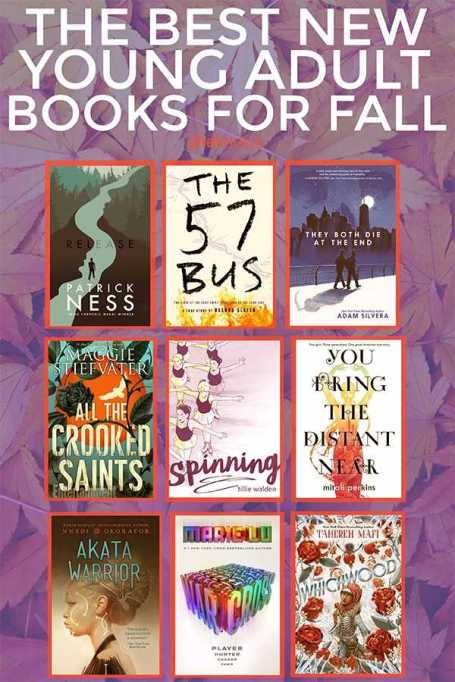 Best New YA Books for Fall – That We Want to Read, Too