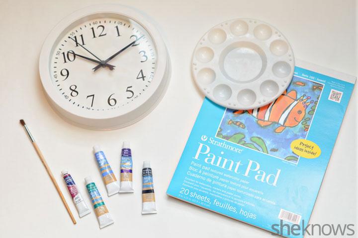 Clock supplies