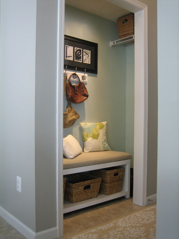 Small Mud Room Ideas Entryway Front Entry