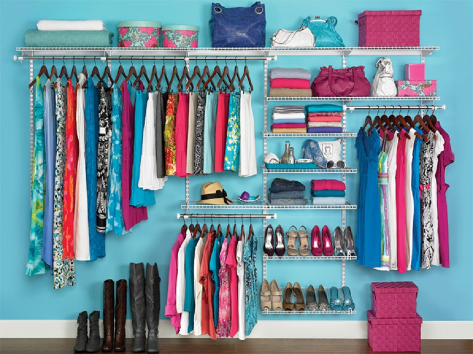bf6ecdeb3 7 Wardrobe tips that curb closet clutter – SheKnows
