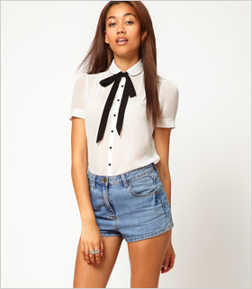River Island blouse ($34)