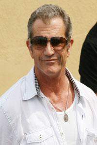 Mel Gibson and ex-wife get back
