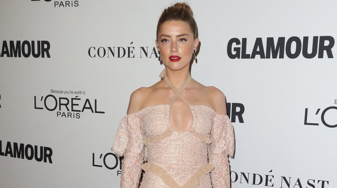 Amber Heard speaks out about domestic