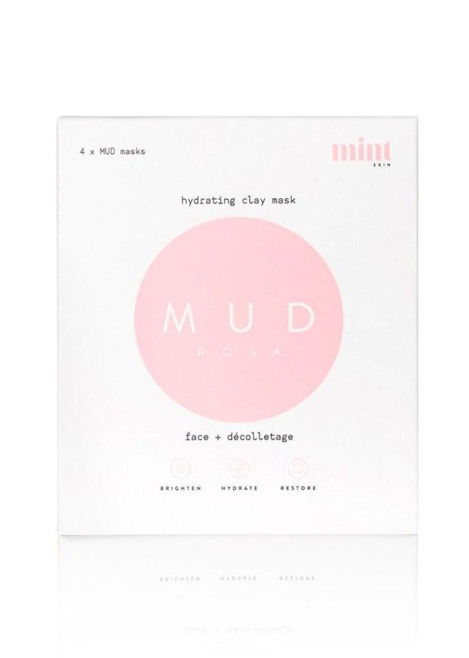Mint Skin Mud Rosa Mask