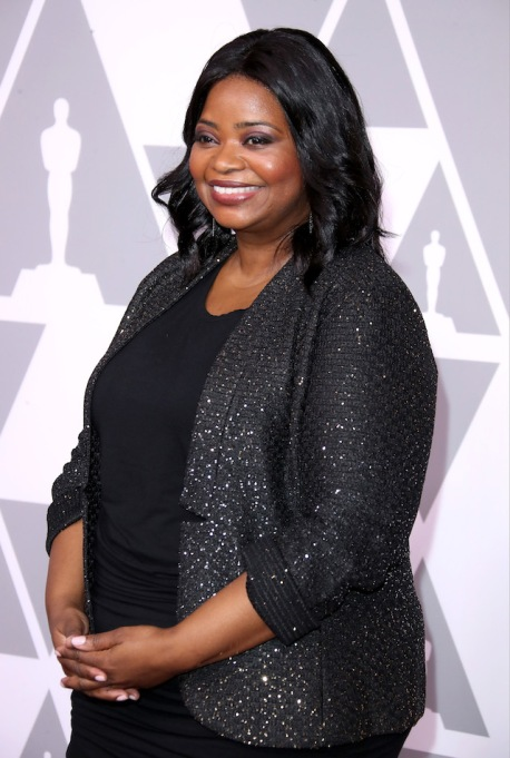 Octavia Spencer attends the 90th Annual Academy Awards Nominee Luncheon