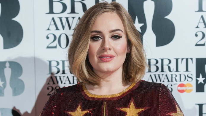 6 times Adele has shown her