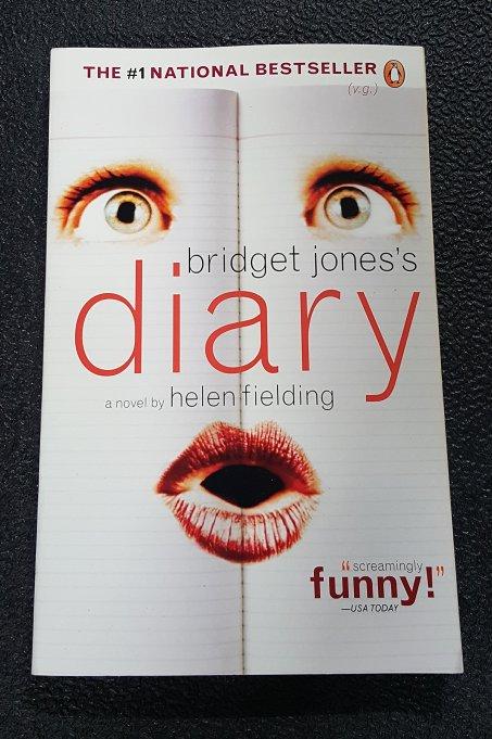 'Bridget Jones's Diary' by Helen Fielding
