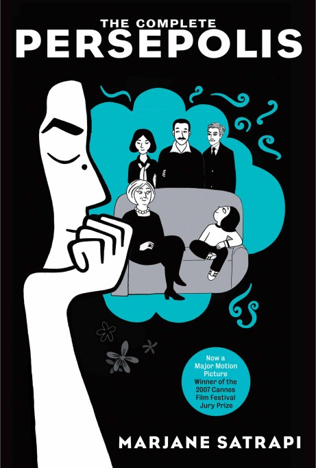 Powerful books about the female experience: 'Persepolis'