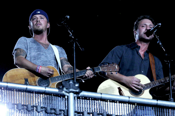 Love and Theft in concert