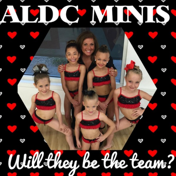 Abby Lee Miller and ALDC minis
