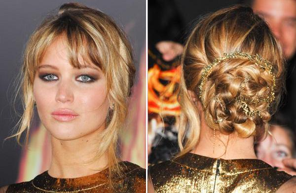 Get the look: Jennifer Lawrence at