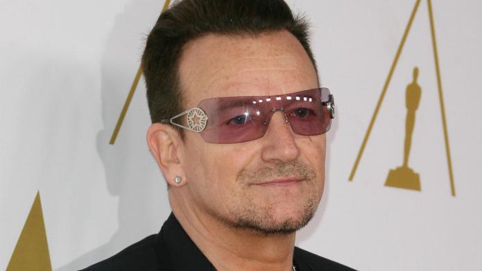 U2's Bono says our lack of