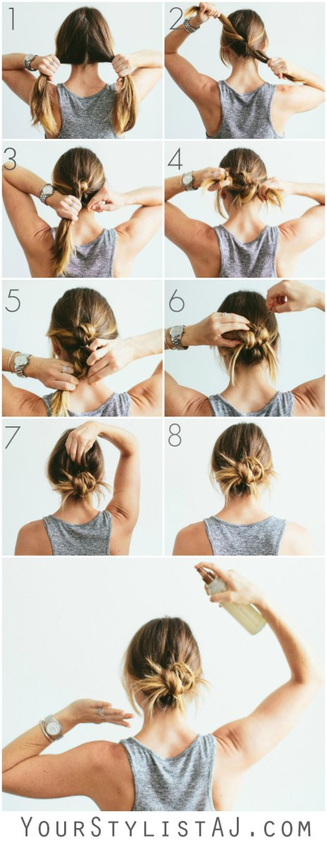 11 Post Gym Hairdos So You Can Skip The Blow Dryer Sheknows