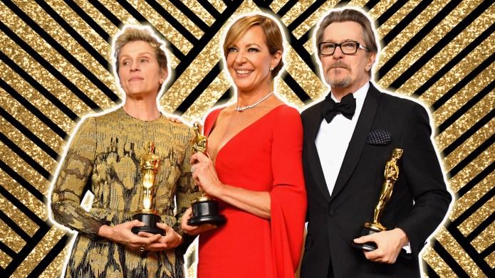 The Powerful 2018 Oscars' Acceptance Speeches
