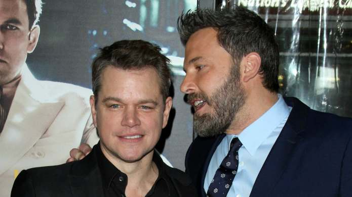 Ben Affleck doesn't need a girlfriend