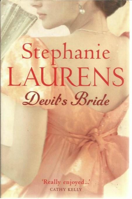 devils bride by stephanie laurens