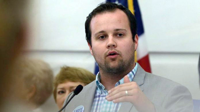 Stripper claims Josh Duggar slept with