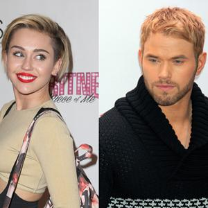 Miley Cyrus, Kellan Lutz are make-out