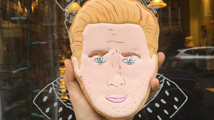 These Ryan Gosling Cookies Are the