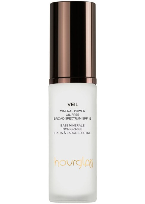 The Best Makeup Products for Oily, Shiny Skin: Hourglass Veil Mineral Primer | Summer Makeup 2017