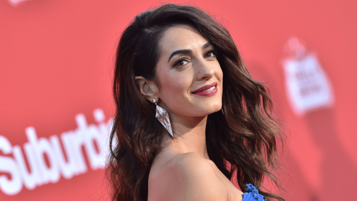 Amal Clooney Is Co-Hosting the Biggest