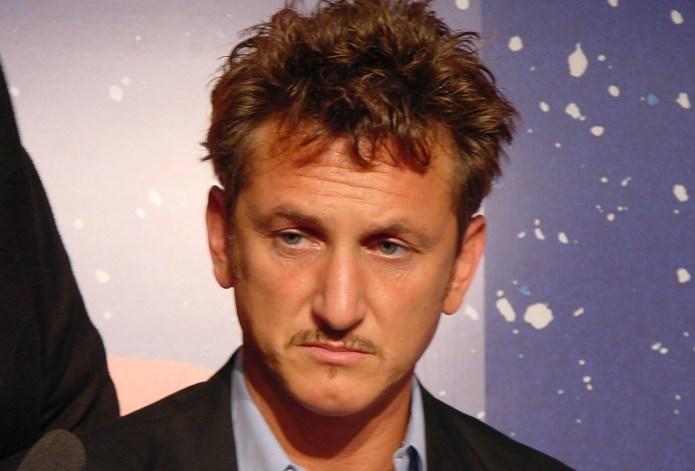 Timeline of Sean Penn's volatile past