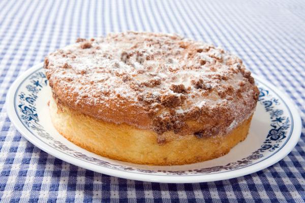 Coffee Crumb Cake