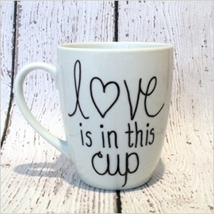 Personalized coffee cup | Sheknows.ca