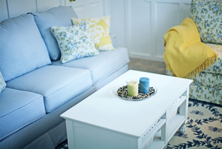Coffee table makeover