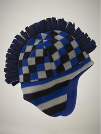 cold weather gear mohawk hat