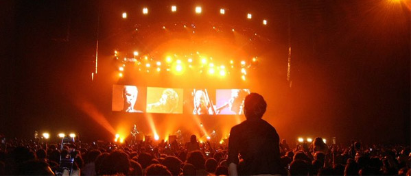 Colplay - live - on tour 2009