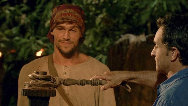 Cole Medders voted off Survivor: Heroes Vs. Healers Vs. Hustlers