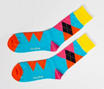 Cole and Parker socks