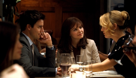 Colin Egglesfield, Ginnifer Goodwin and Kate Hudson in Something Borrowed