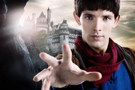 Colin Morgan is Merlin