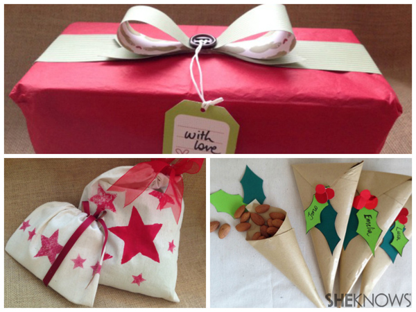3 Fresh Christmas gift wrapping trends | Sheknows.com.au -- final results